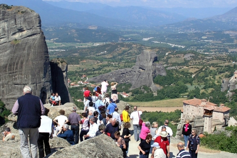 Midnoon but fantastic Meteora Tour