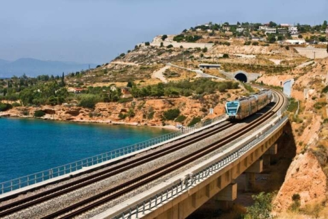 1 day from Thessaloniki by train