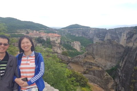 Meteora Rocks Foto Tours #May2019