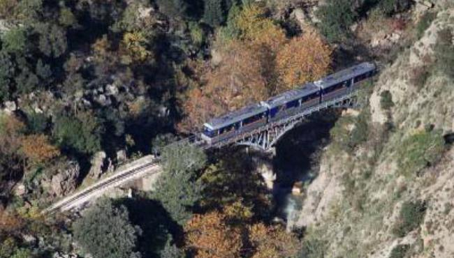 History of the Greek railways